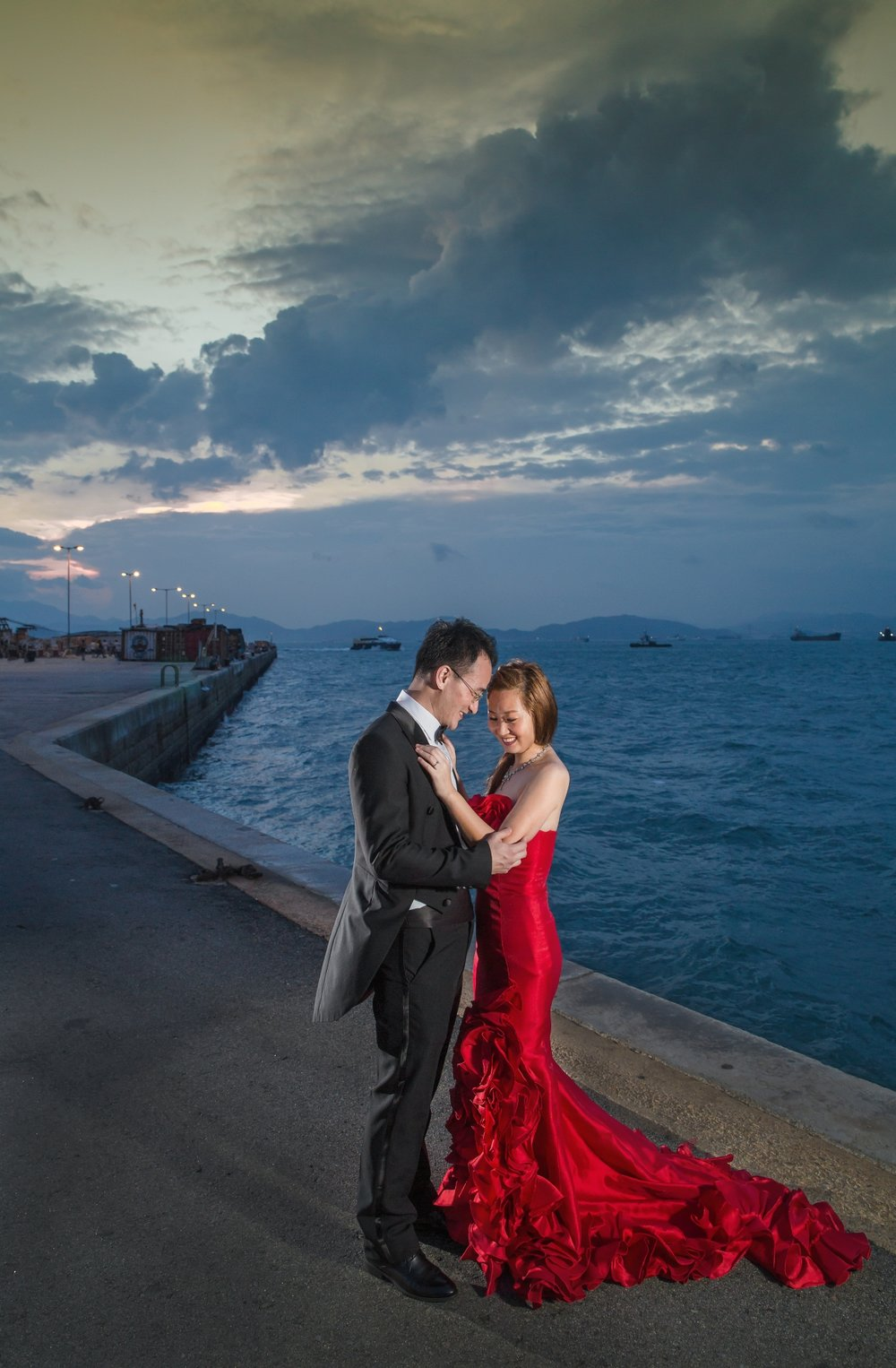 Hong Kong Prewedding - Western District