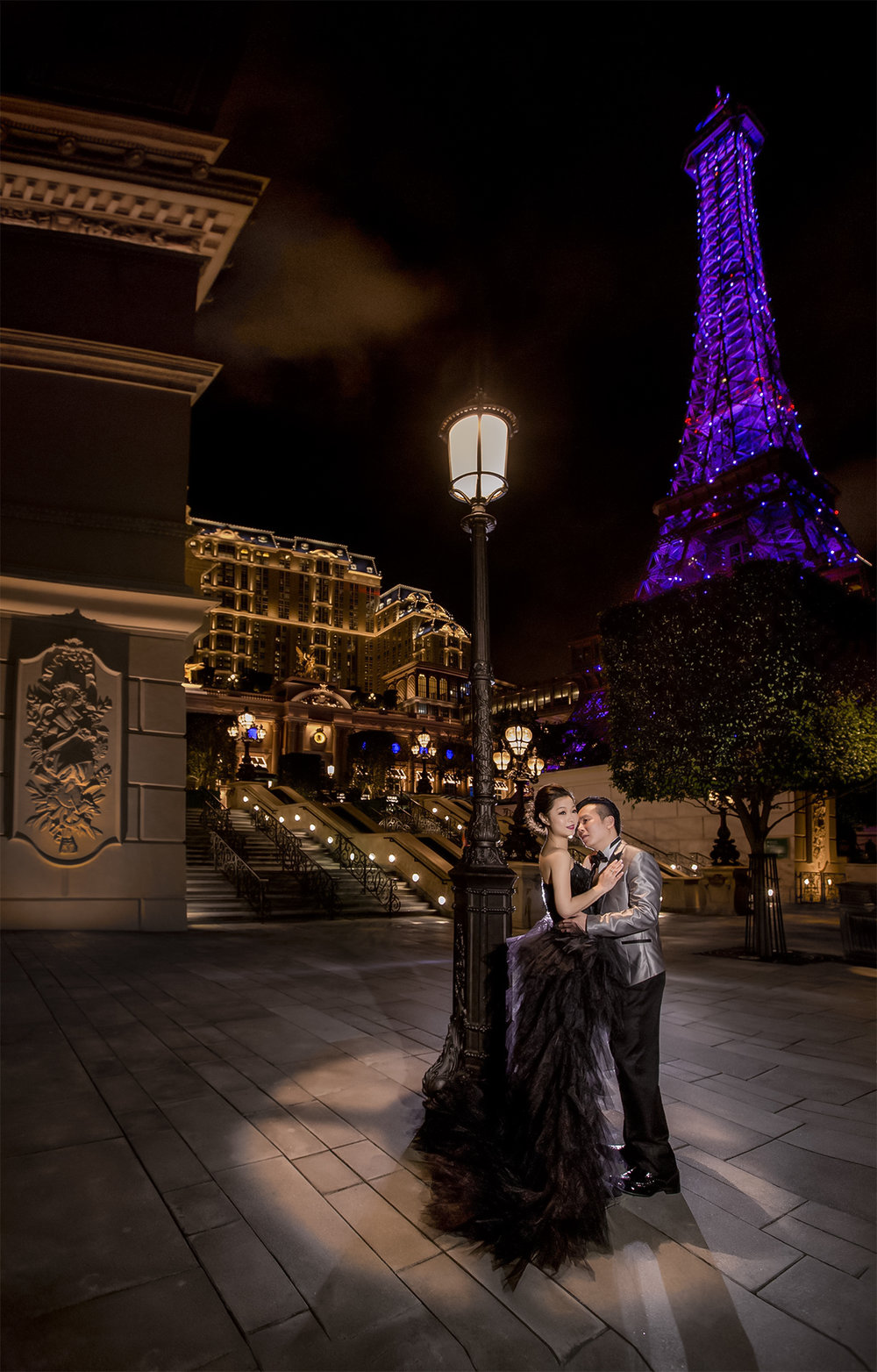Macau Prewedding - Parisian