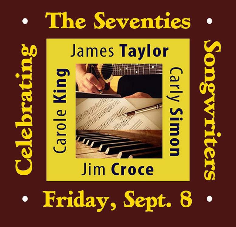Celebrating '70s Singer-Songwriters: Tribute to James Taylor ...