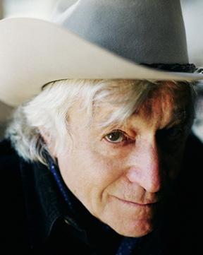 Legendary troubadour Ramblin' Jack Elliott