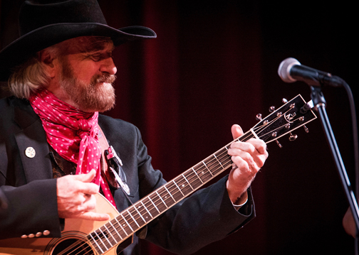 Perennial favorite Michael Martin Murphey returns to the Cactus stage!