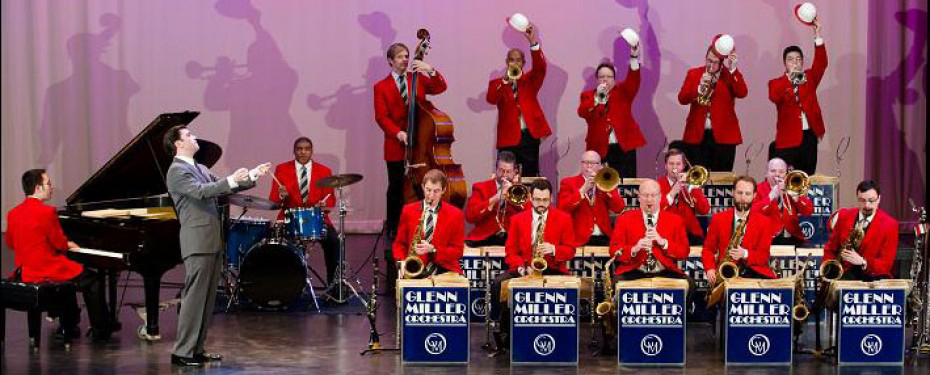 Saturday, March 3, The Cactus welcomes Big Band legends...The Glenn Miller Orchestra!