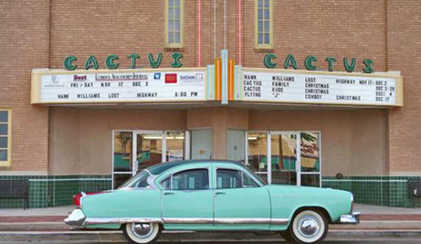 Cactus Tribute to the Fabulous '50s   Part 2 — Cactus Theater