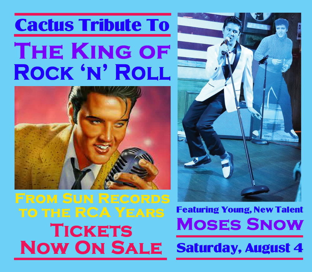 If you missed this show in January....GET TICKETS NOW for this truly amazing tribute!