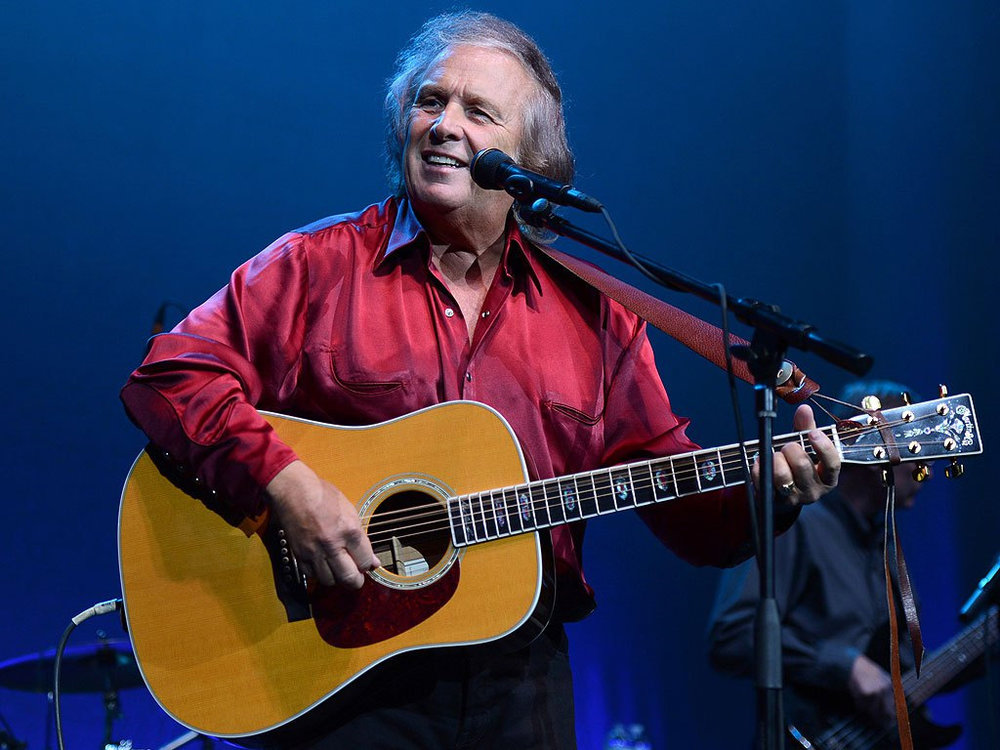"Don McLean brings ""American Pie"" to Buddy Holly Avenue on Wednesday, November 7!"