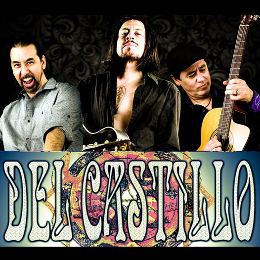 The Del Castillo Trio - live at the Cactus Theater for an intimate, acoustic evening!