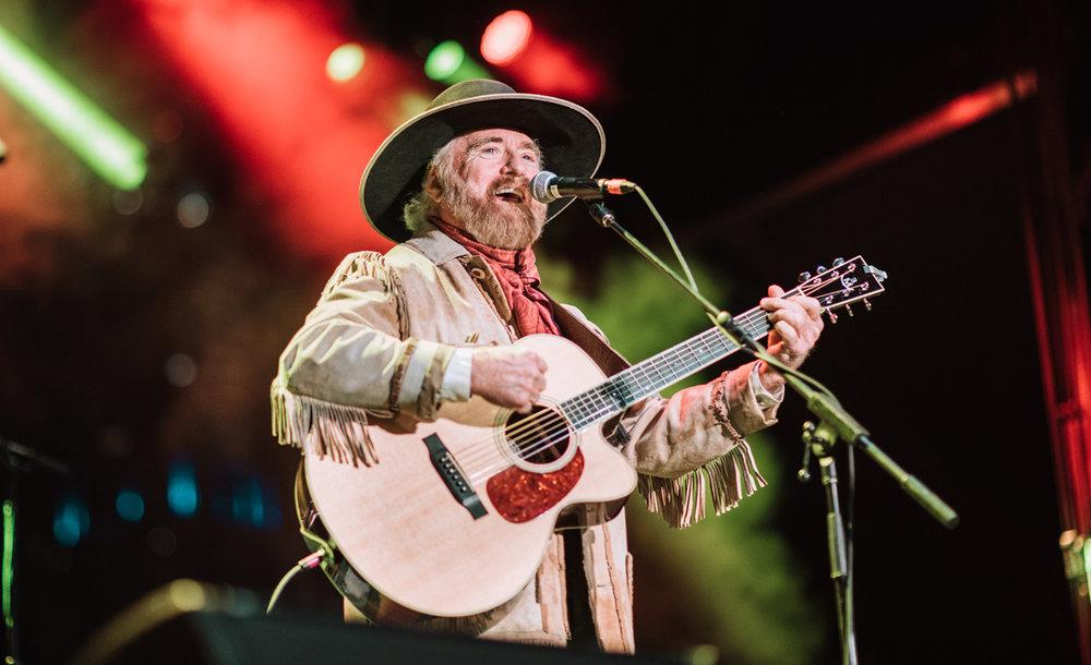 Night 2 - Michael Martin Murphey's 25th Anniversary Cowboy Christmas Show - Friday show.