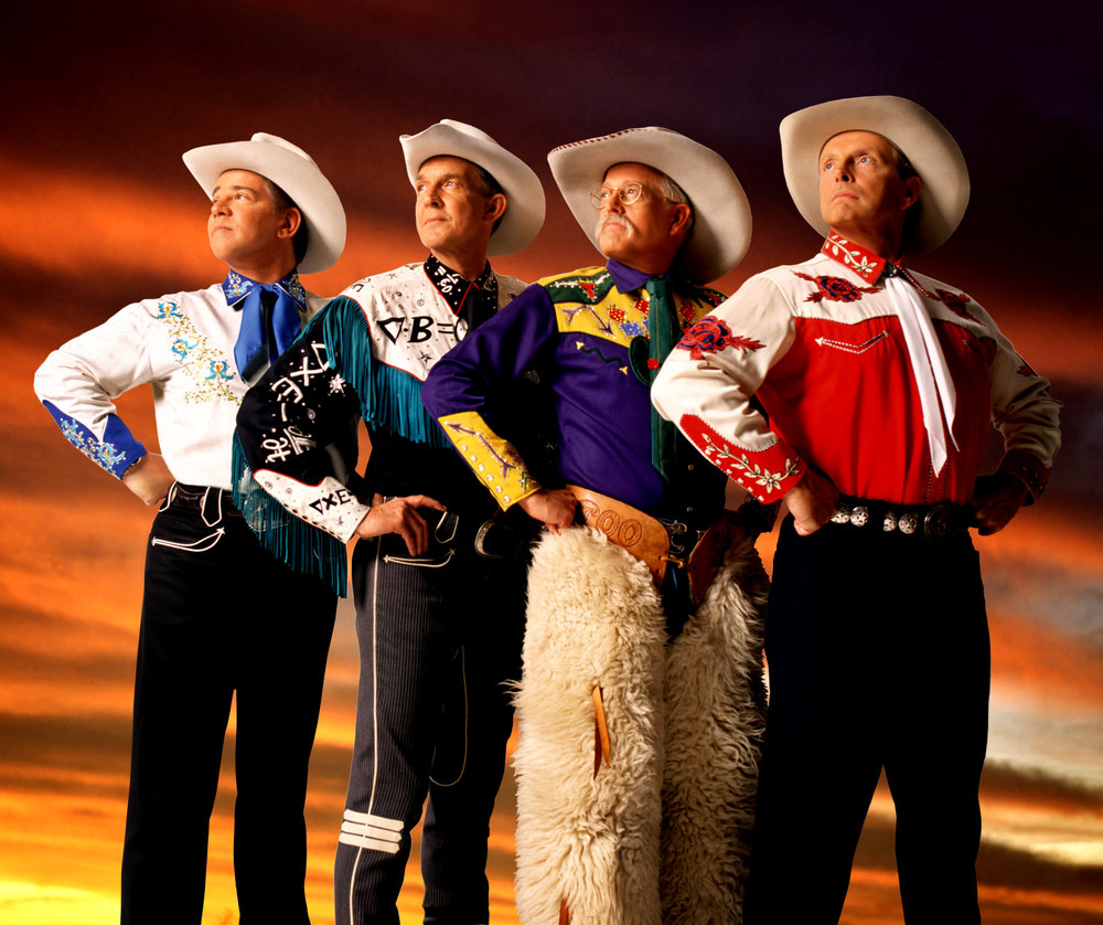 Christmas The Cowboy Way….with the one and only Riders In the Sky!