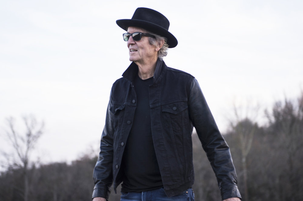 RODNEY CROWELL - with his FULL BAND - performs live in concert at the historic Cactus Theater, August 23!