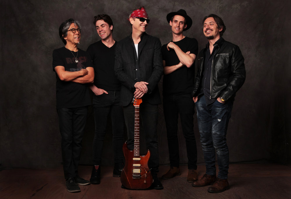 The energy, classic chart hits and timeless sound of The BoDeans comes to the Cactus for a special show, Tuedsay, June 25th! Opener to be announced later.