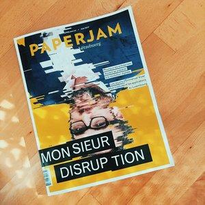 François Biltgen for PAPERJAM (Maison Moderne) — Edouard Olszewski ...