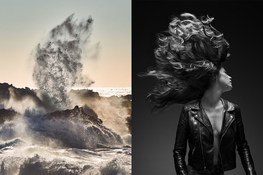 Michael Haegele - Hair Waves