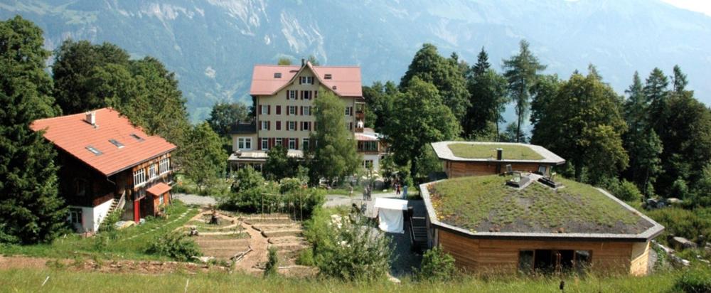 Schweibenalp Centre of Unity