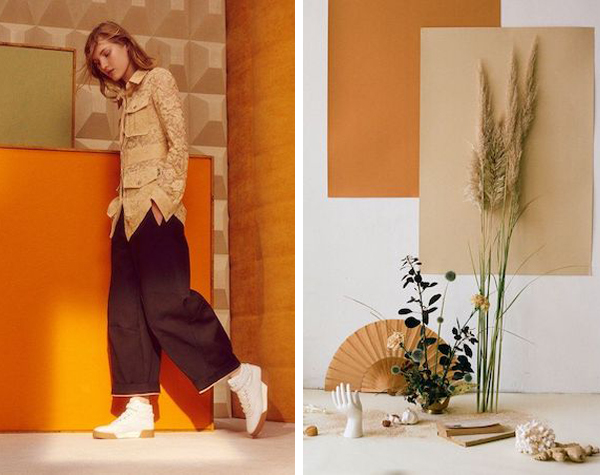 VOGUE/Chloe resort 2018                                   Pinterest/Unknown