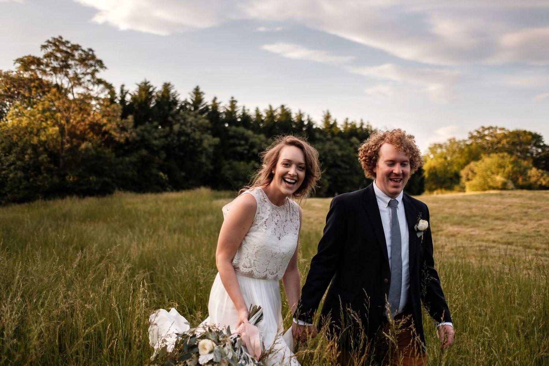 lesley u0026 aaron greenville backyard wedding photos