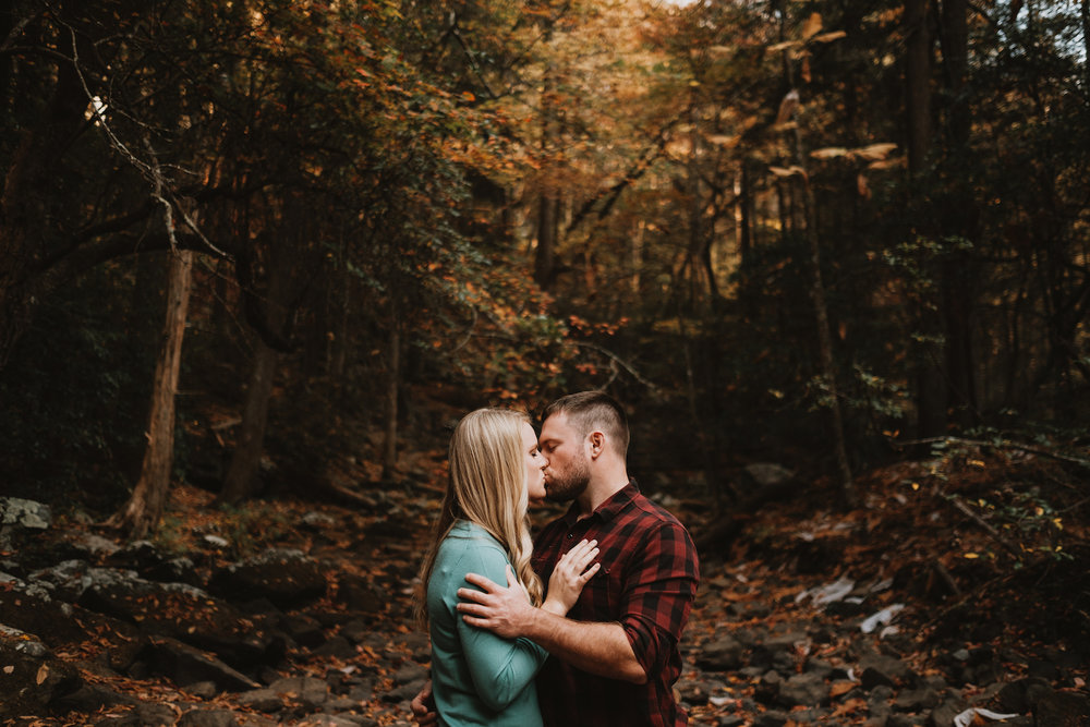 Chattanooga engagement photo