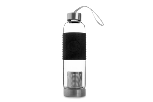 WATER BOTTLE WITH INFUSER $28