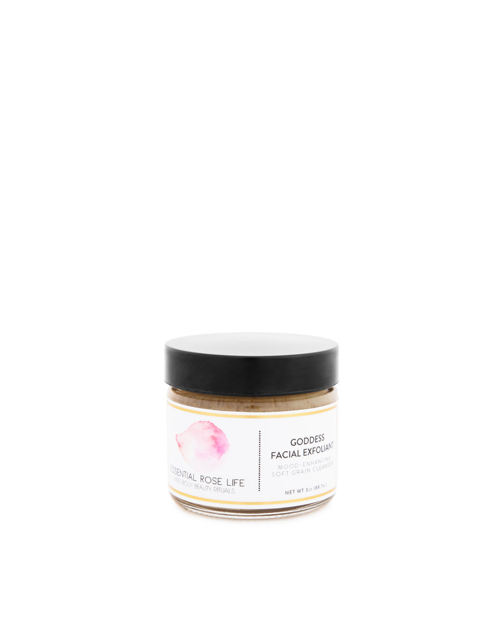 GODDESS FACIAL EXFOLIANT *BEST SELLER* $25