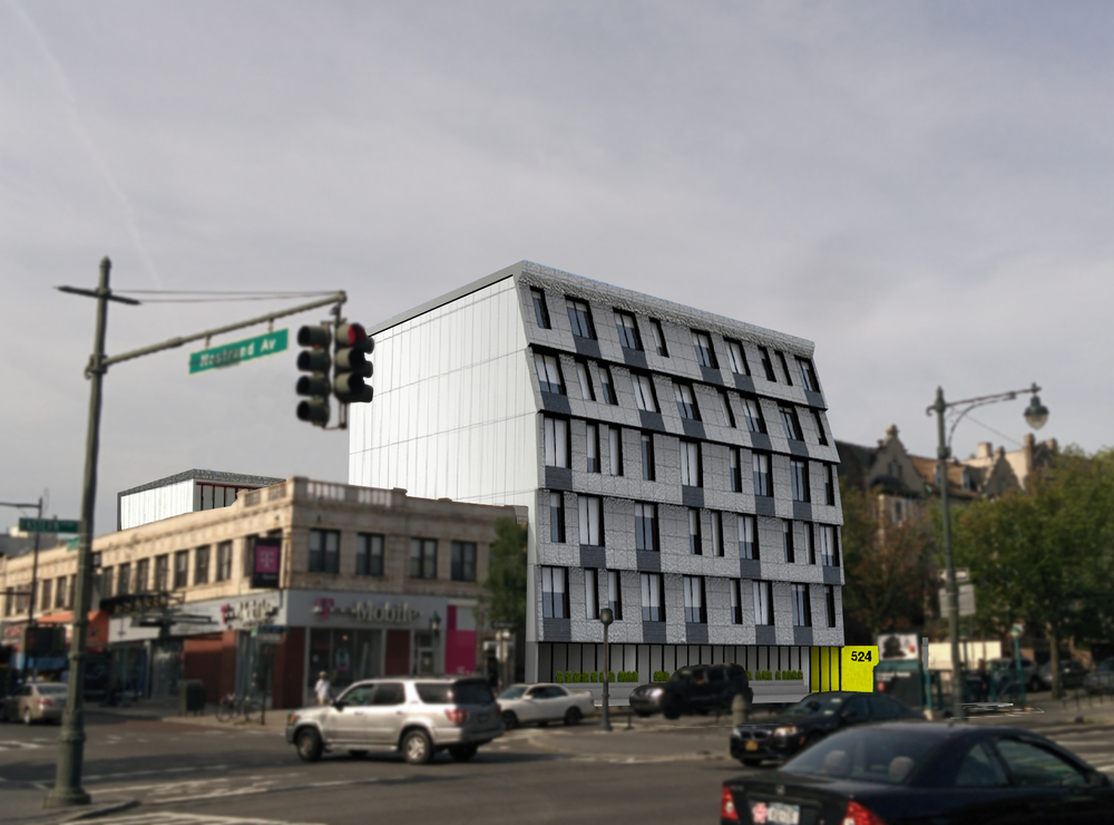 Eastern Parkway  - New Building Scheme