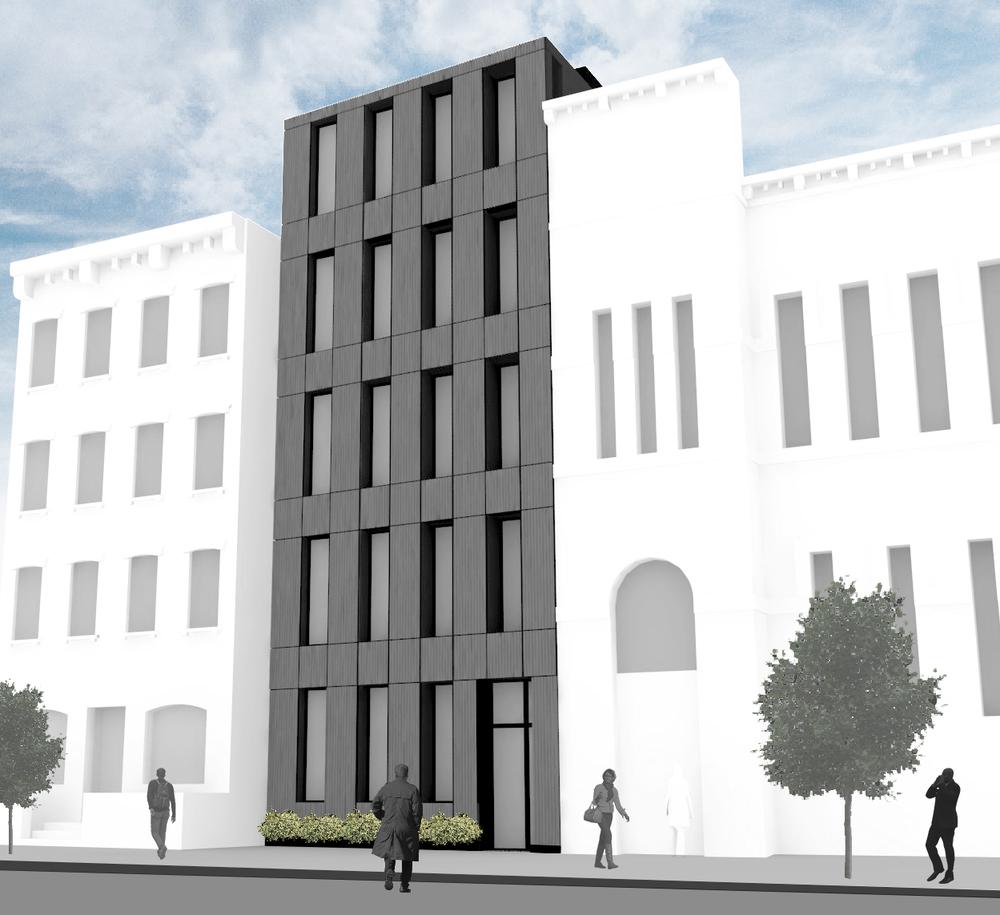 Dean Street - New Building Scheme