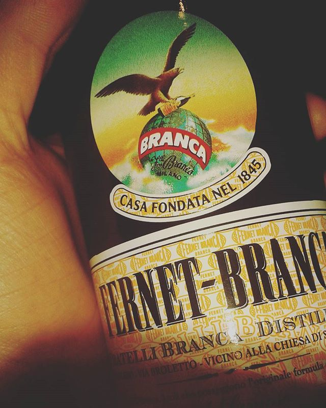 Meeting in Minga. #cronyrecords #fernetbranca #mylovemyanchor
