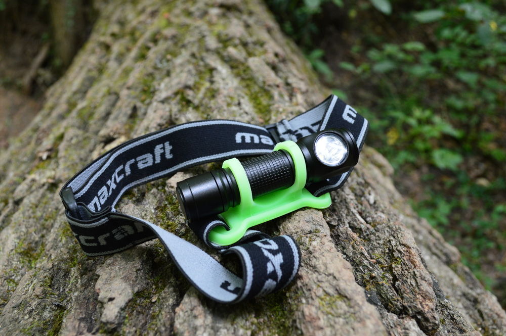 Maxcraft 3 Watt LED Mini Multilight with Headband Review