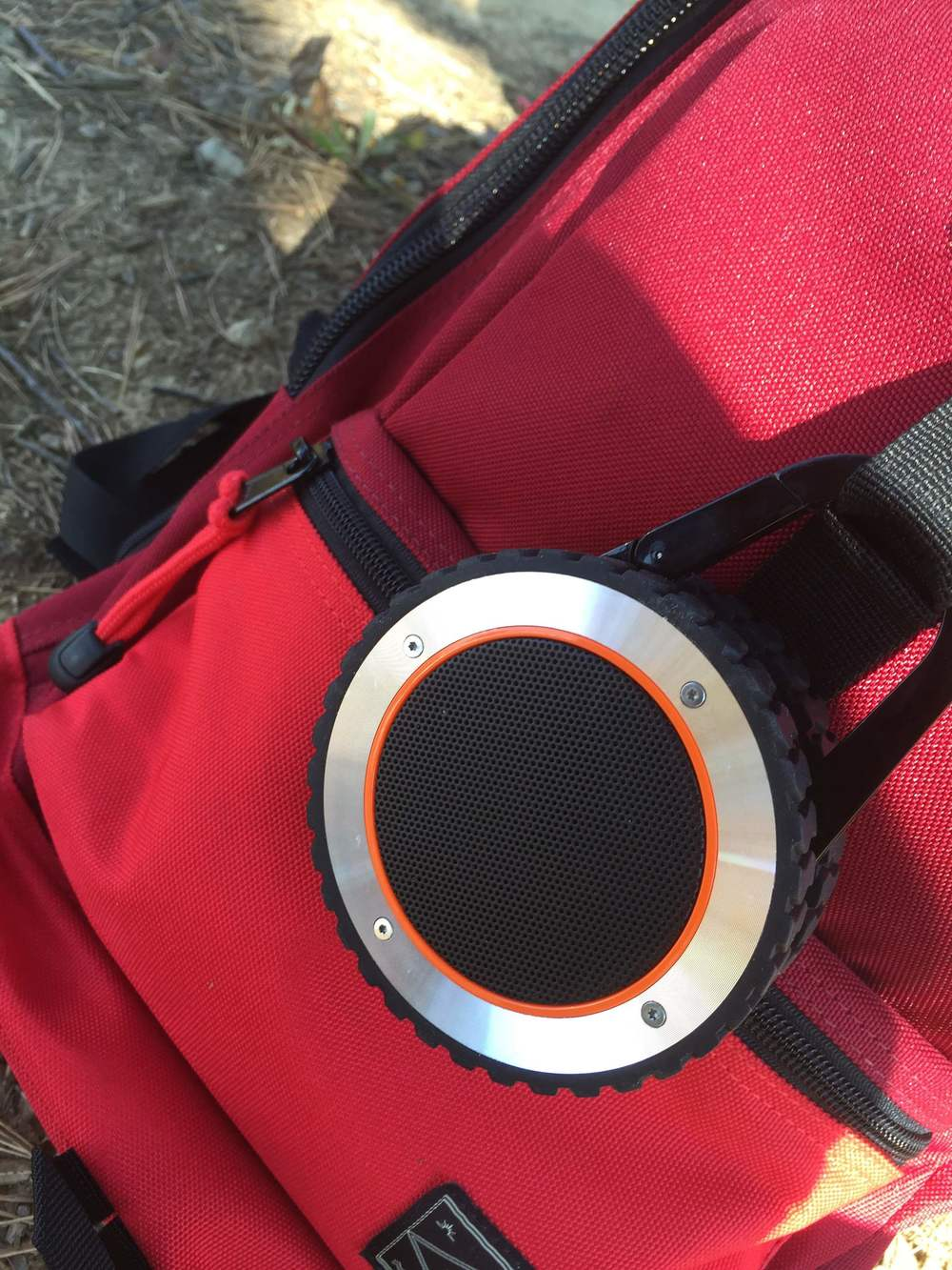 FRESHeTech All-Terrain Sound Rugged Outdoor Bluetooth Speaker Review