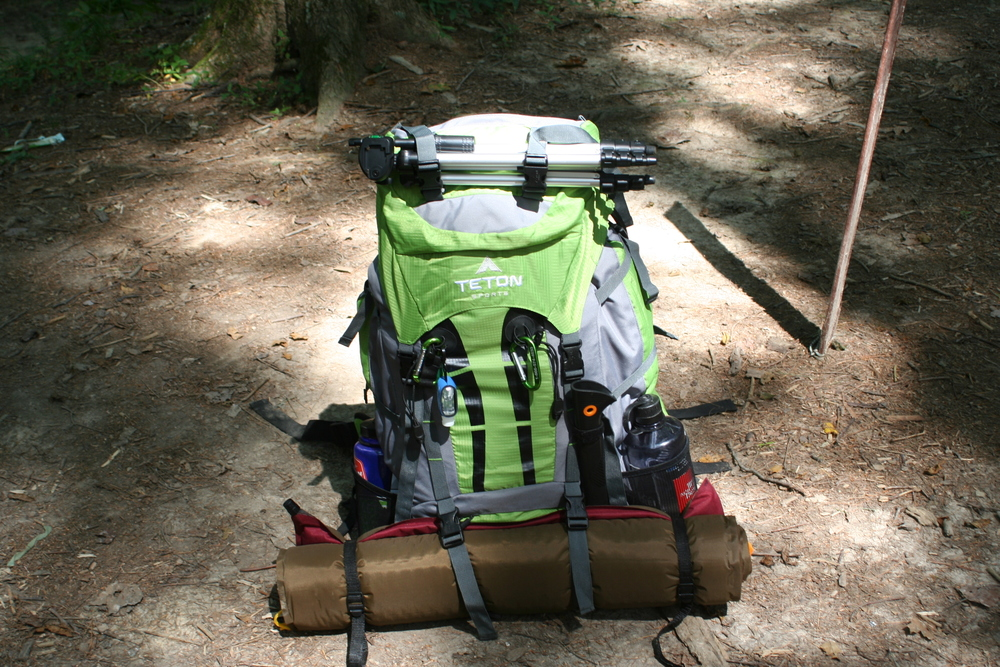 Teton Sports Escape 4300 Ultralight Internal Frame Backpack Review