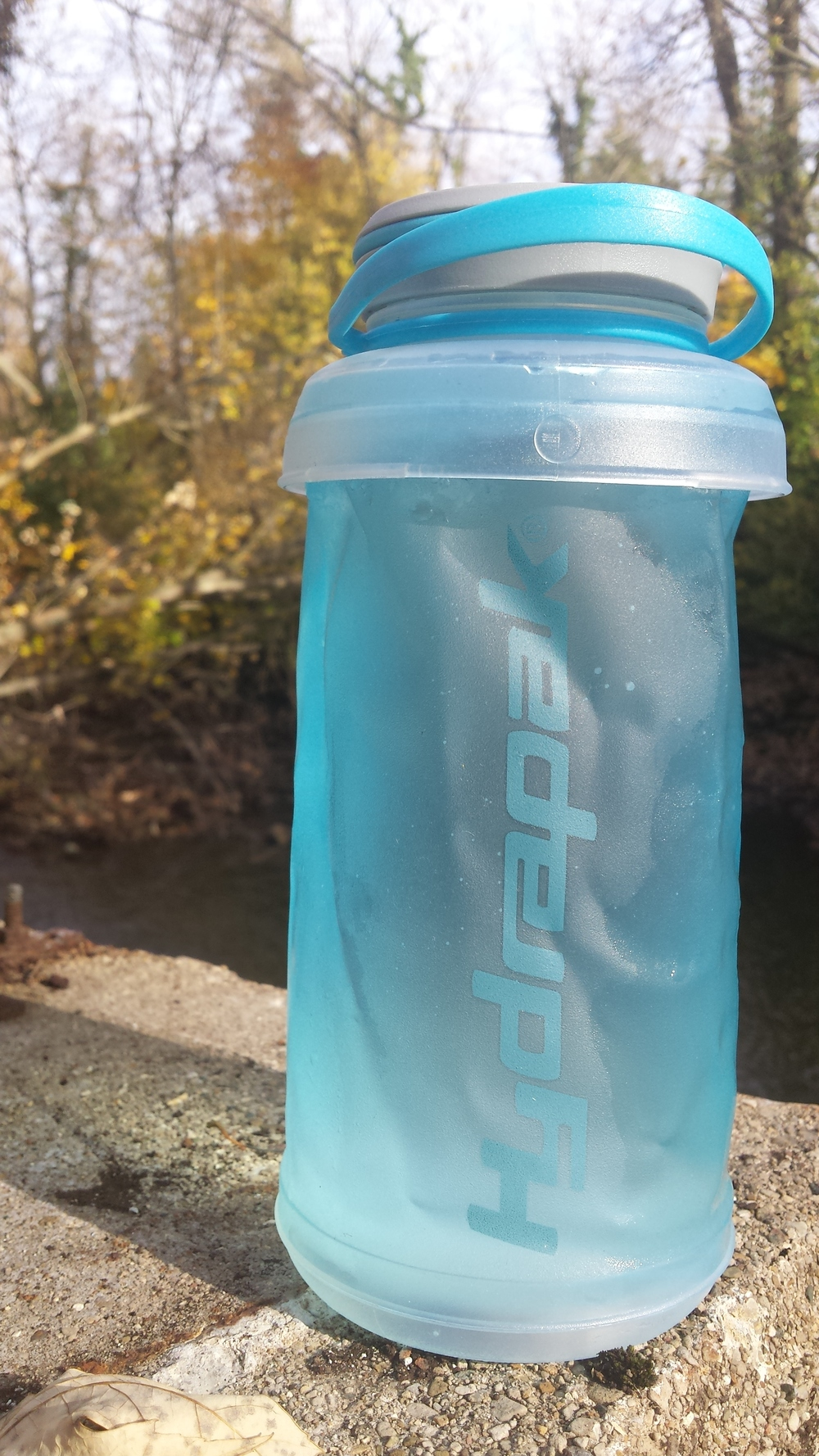 Hydrapak Stash 1 liter Collapsible Bottle Review