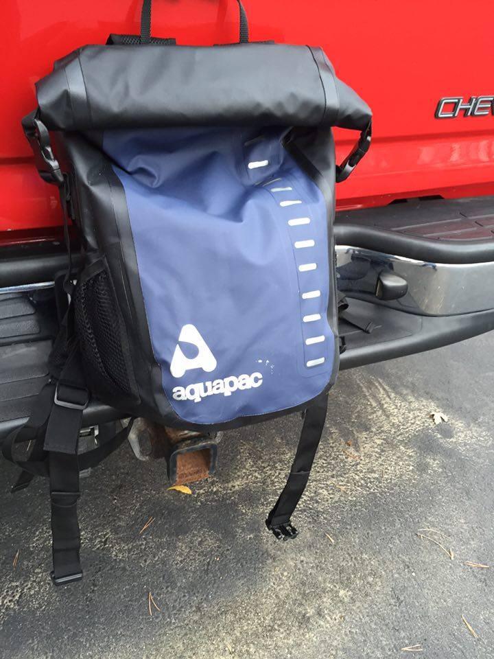 Aquapac Trailproof Daysack Review