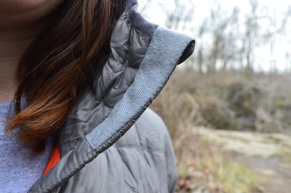 Red Fox Jacket Top