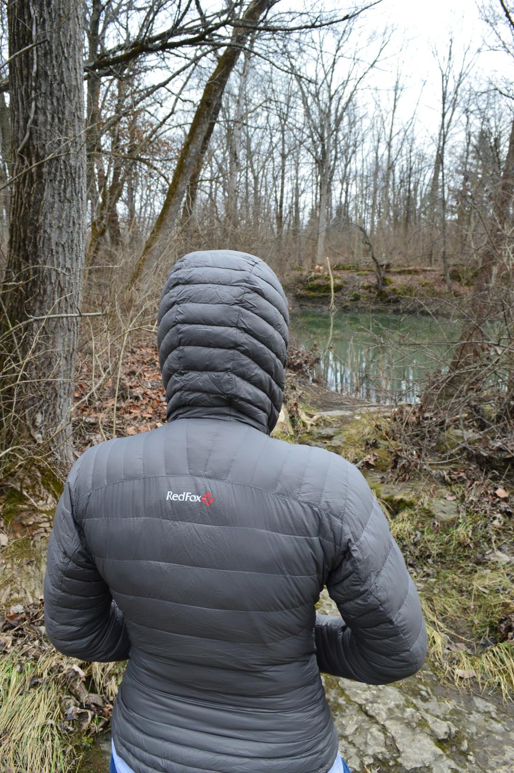 Red Fox NA Gray Jacket
