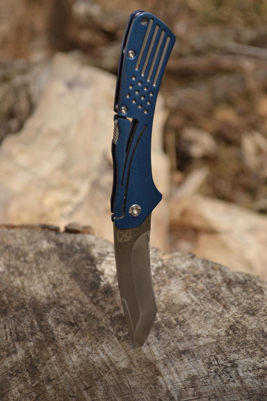 Klecker Knives Lock-Back