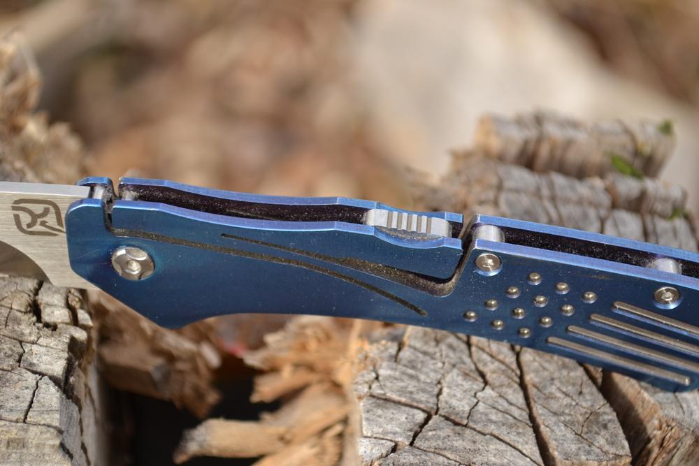 Blue Klecker Slide Gear Review