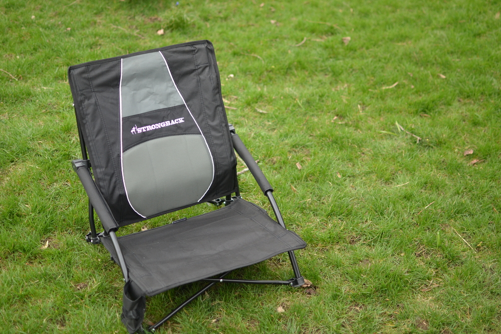Strongback Low Gravity Beach Chair Review