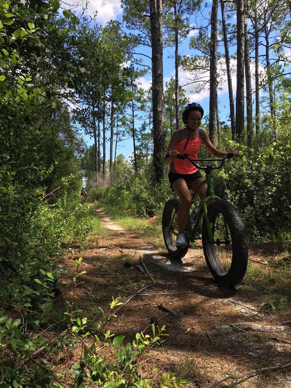 SaltAir30a Fat Bike Tour