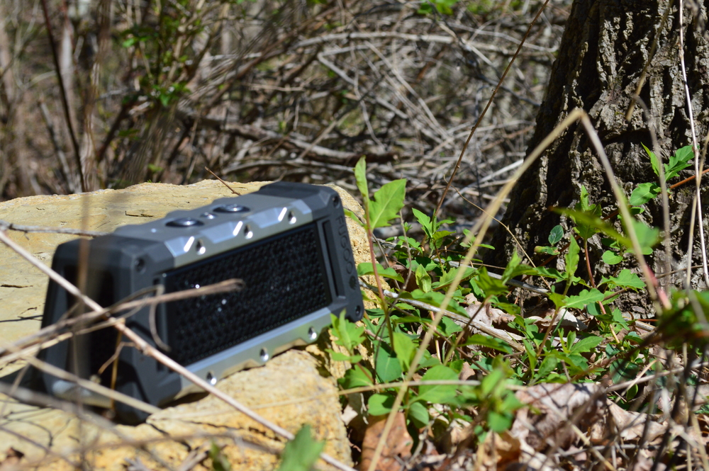 Rugged Outdoor Bluetooth Speaker Fugoo