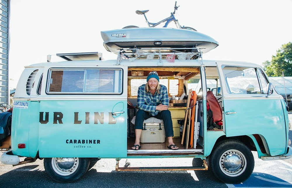 When Coffee and a Van Lead to a Remarkably Connected Life