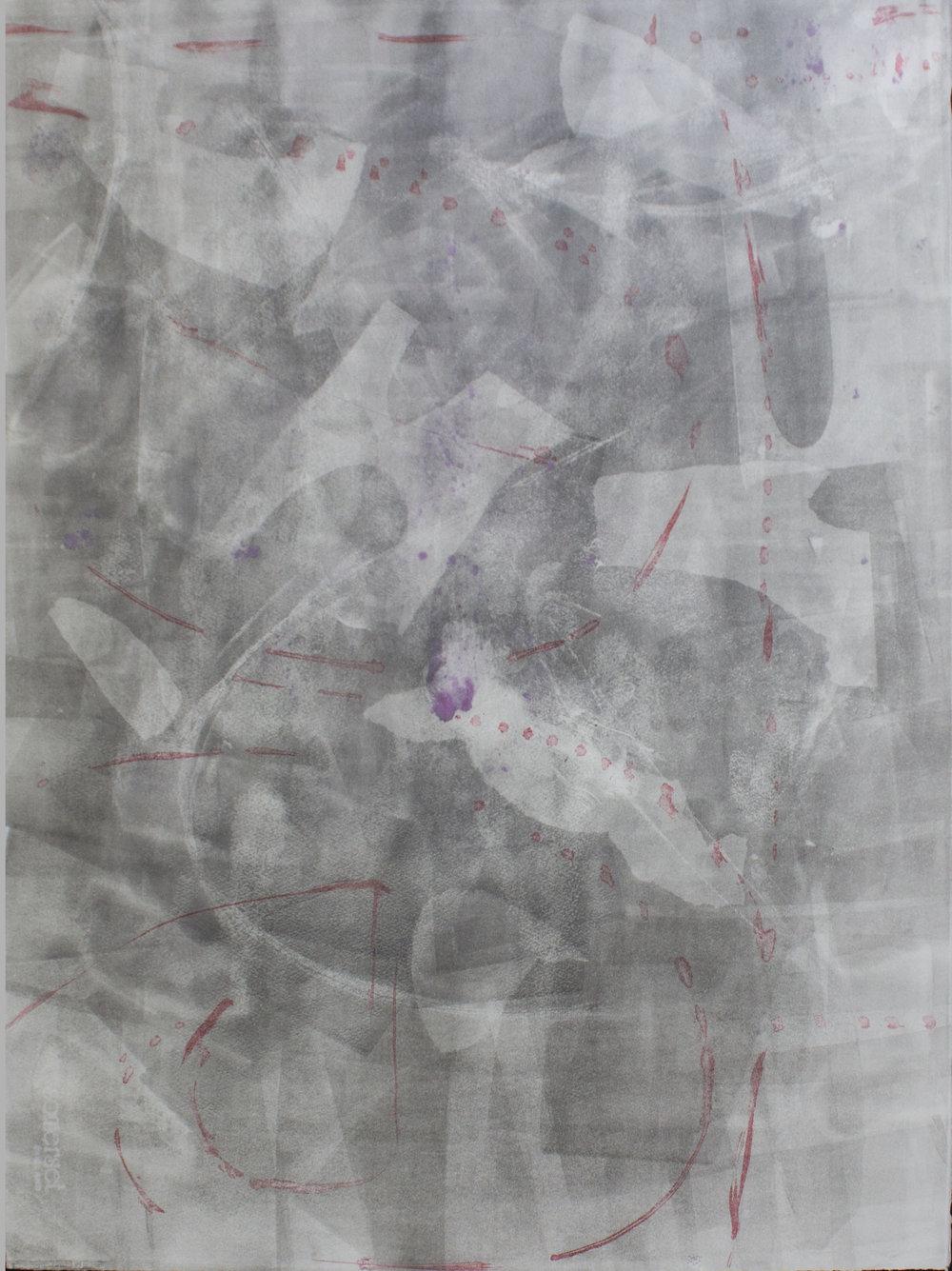 Monotype, 22x30, 2015