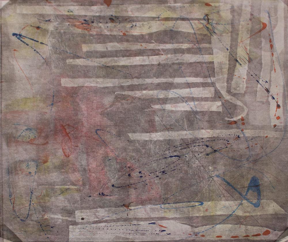 Monotype, 30x22, 2015