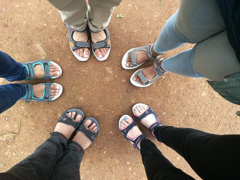 Power Sandals from Bata