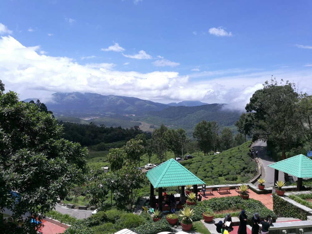 View from Club Mahendra