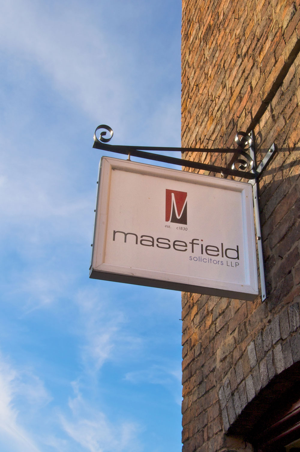 Masefield Solicitors LLP  masefield-solicitors.co.uk