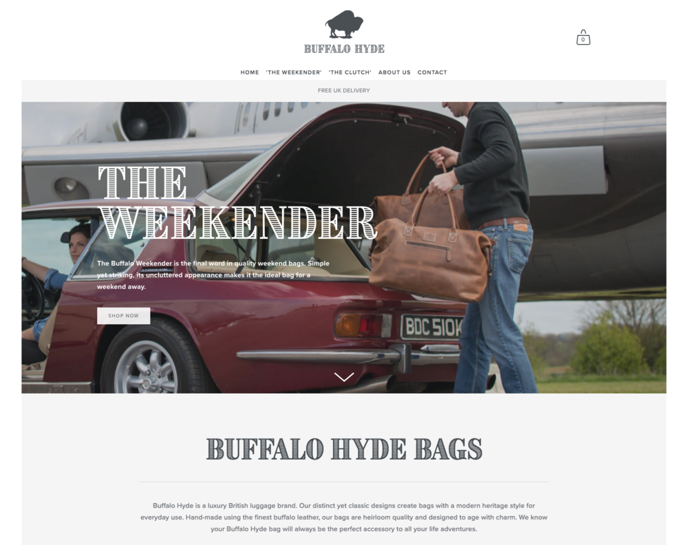 Leather weekend holdall bags   Buffalo Hyde.png