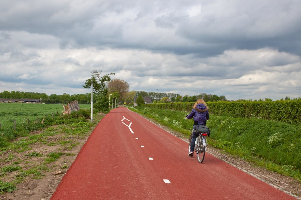 Bicycle highway