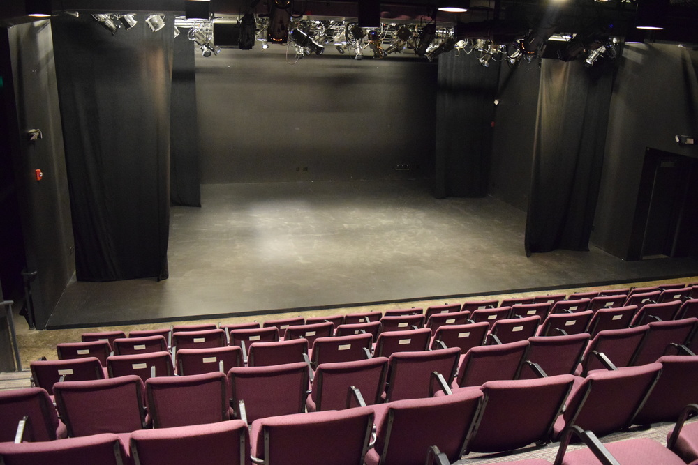 One Of The Few True BLACK BOX Theatres In Philadelphia Comfortably Seats Between 65 80 Audience Members Depending On Configuration Stage Dimensions