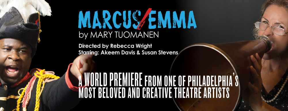 MARCUS/EMMA by MARY TUOMANEN   January 20 - February 12