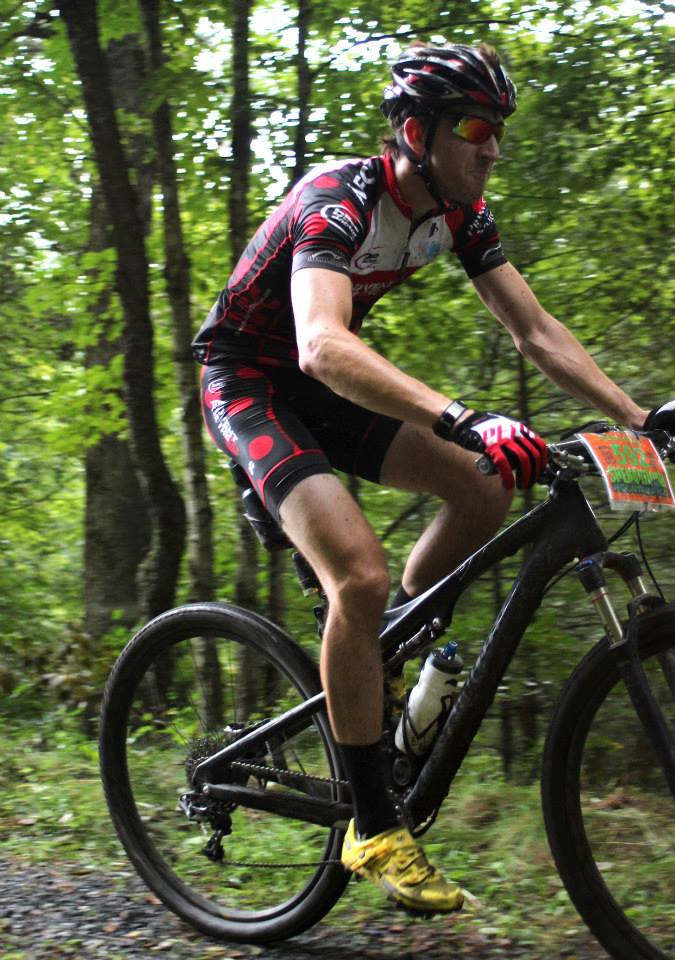 Shenandoah mountain 100 self