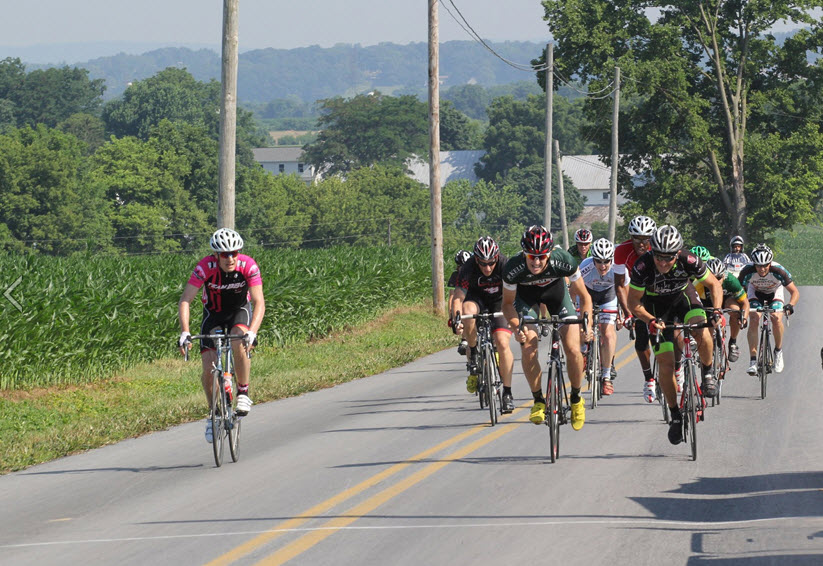 Brownstown Road Race 2012
