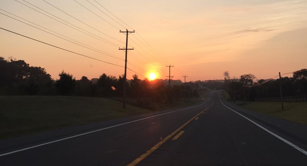 fairhill classic sunrise
